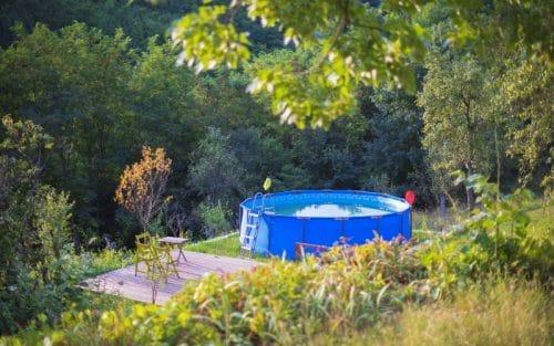 Chauffage pour piscine hors sol