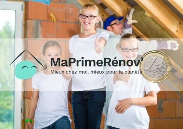 Isolation 1 euro avec MaPrimeRenov