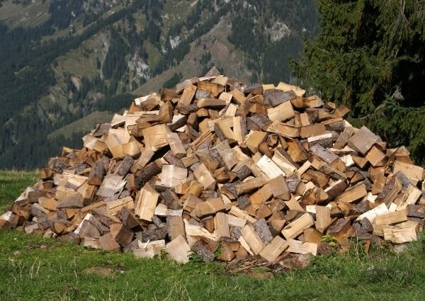 Prix du bois de chauffage